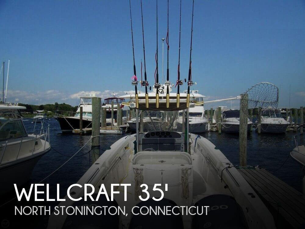 Used Wellcraft Boats For Sale by owner | 2006 Wellcraft 352 Tournament