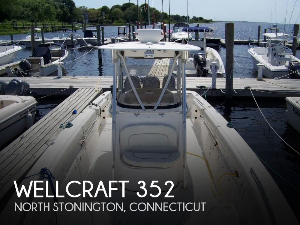 2006 Wellcraft boat for sale, model of the boat is 352 Tournament & Image # 1 of 40
