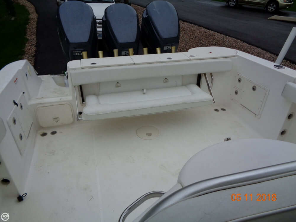 2006 Wellcraft boat for sale, model of the boat is 352 Tournament & Image # 13 of 40