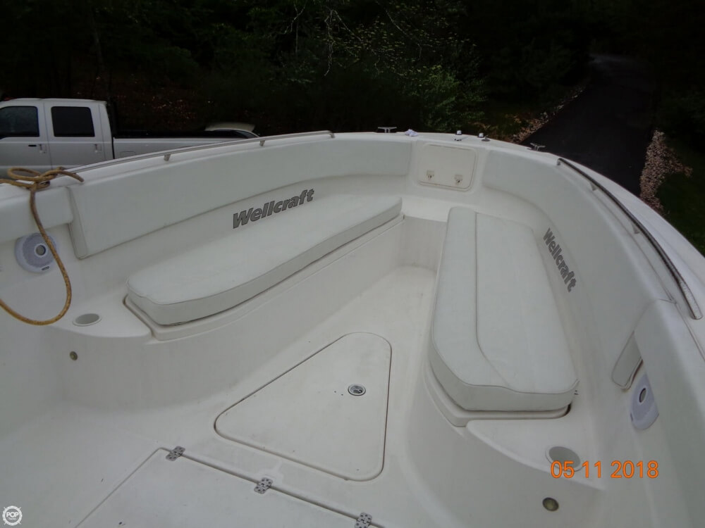 2006 Wellcraft boat for sale, model of the boat is 352 Tournament & Image # 23 of 40