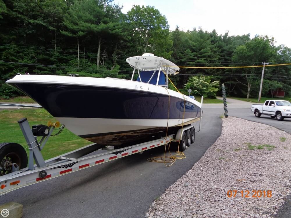 2006 Wellcraft boat for sale, model of the boat is 352 Tournament & Image # 26 of 40