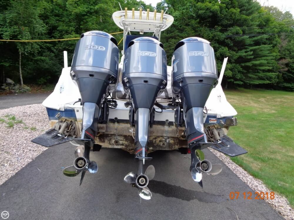 2006 Wellcraft boat for sale, model of the boat is 352 Tournament & Image # 21 of 40