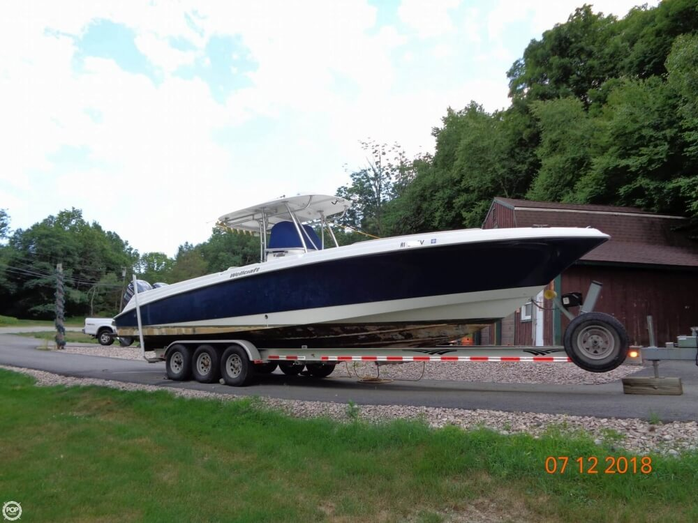 2006 Wellcraft boat for sale, model of the boat is 352 Tournament & Image # 22 of 40
