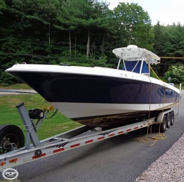 2006 Wellcraft boat for sale, model of the boat is 352 Tournament & Image # 2 of 40