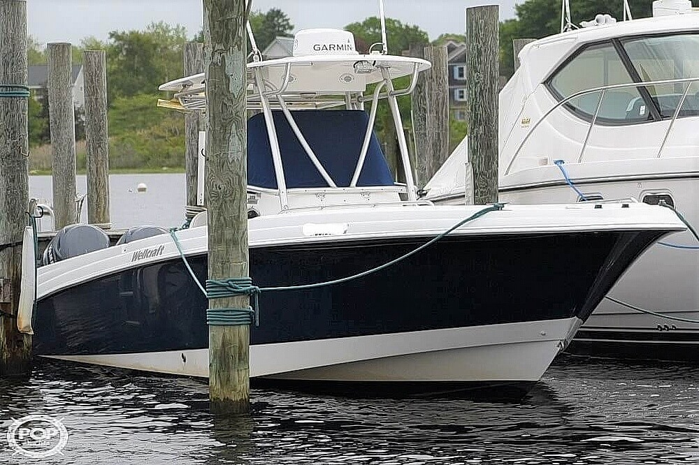 2006 Wellcraft boat for sale, model of the boat is 352 Tournament & Image # 3 of 40