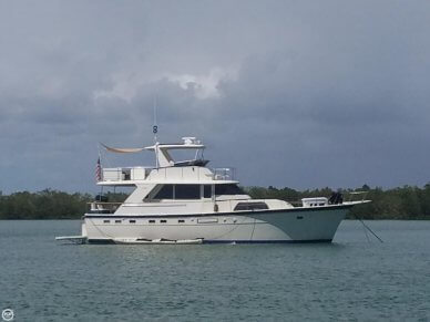 Hatteras 53 MY, 53', for sale - $134,900