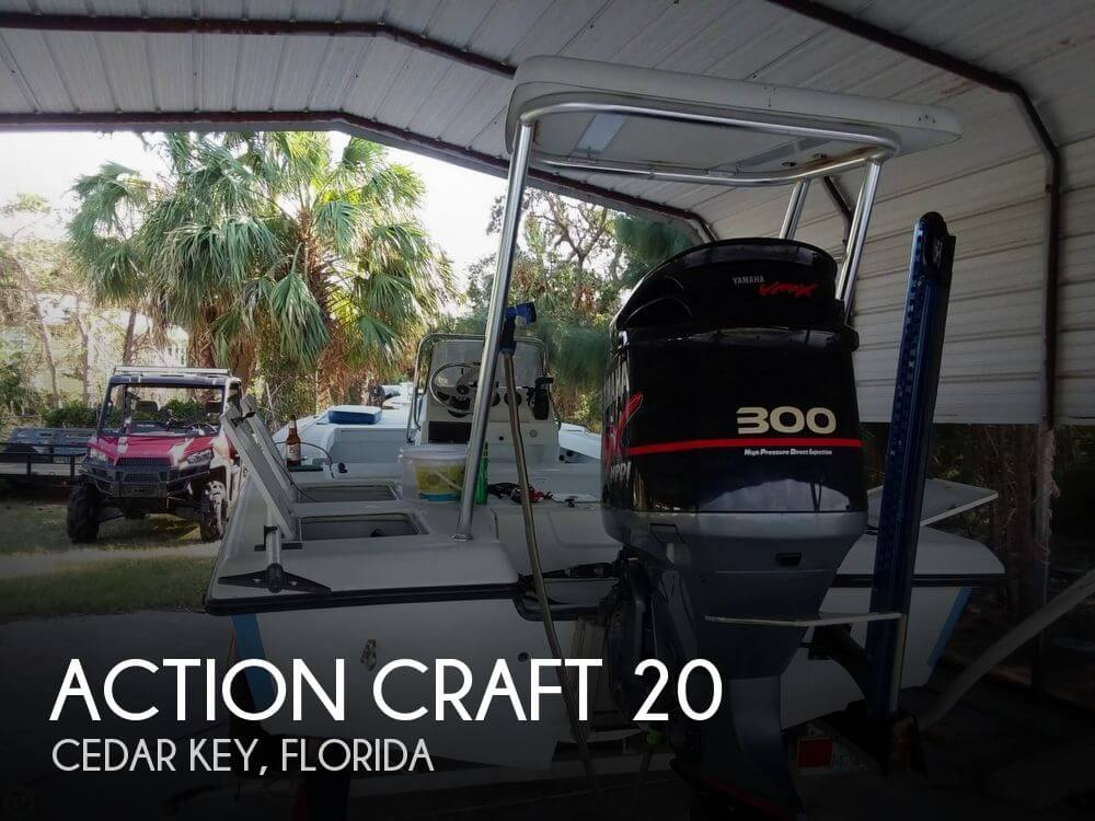 Used Action Craft Boats For Sale by owner | 1995 Action Craft 20