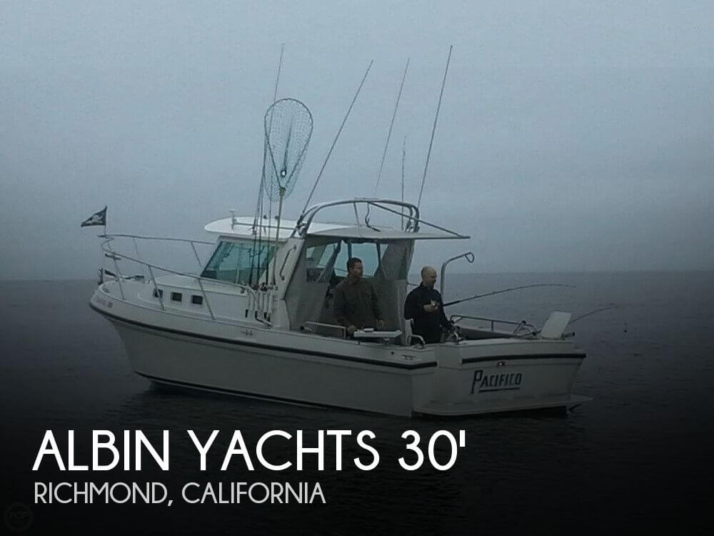 Used Boats For Sale in Santa Rosa, California by owner | 1996 Albin Yachts 30