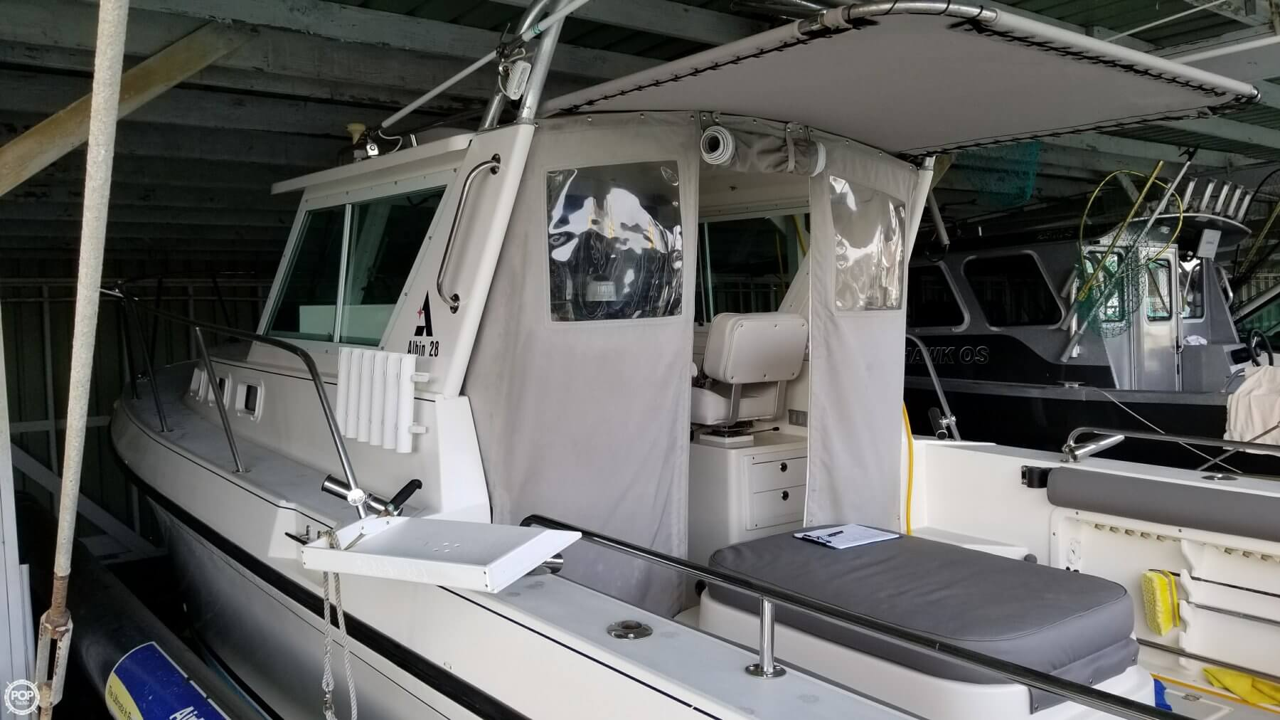 1996 Albin 28 Tournament Express For Sale