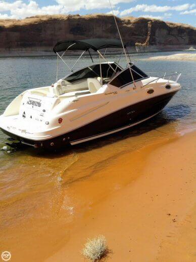 Sea Ray 230 Sundancer, 24', for sale - $55,600