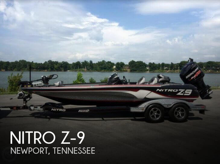 Used Boats For Sale in Asheville, North Carolina by owner | 2015 Nitro 20