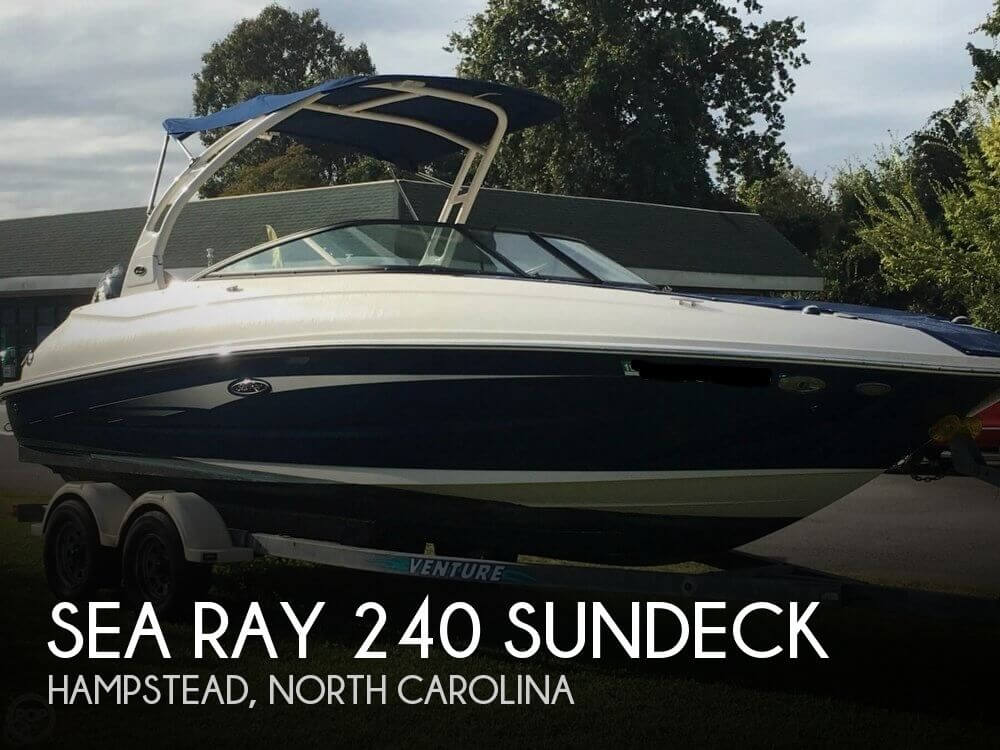 Used Sea Ray 24 Boats For Sale by owner | 2016 Sea Ray 24