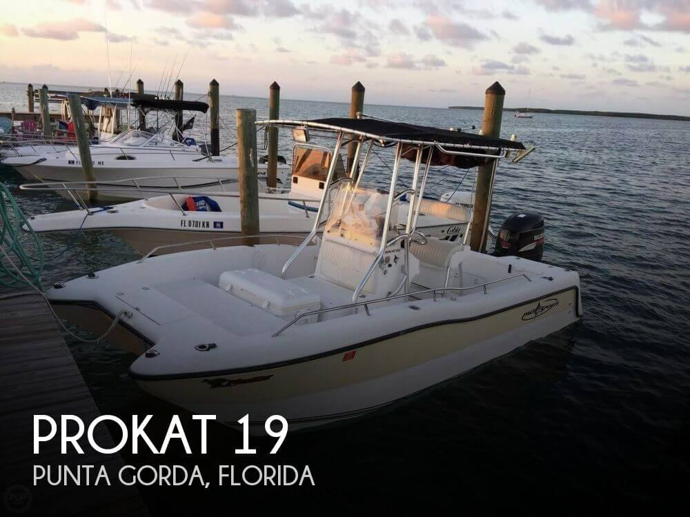 Used ProKat Boats For Sale by owner | 2005 ProKat 19