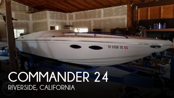 Used Commander Boats For Sale by owner | 1991 Commander 24