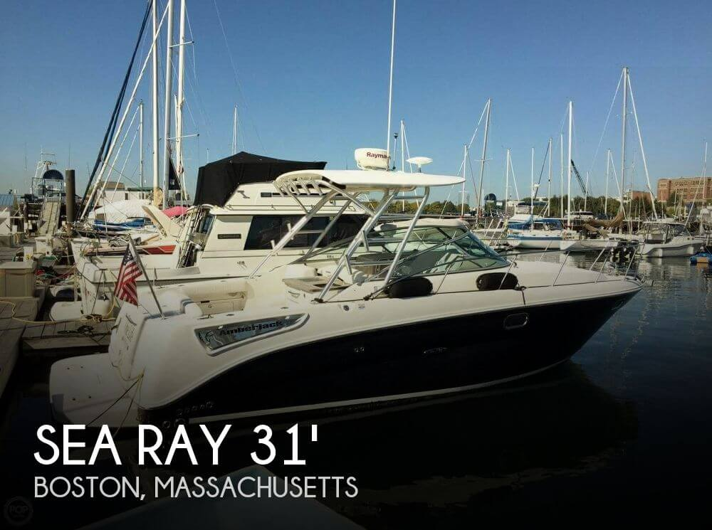 Used Sea Ray 31 Boats For Sale by owner | 2009 Sea Ray 31