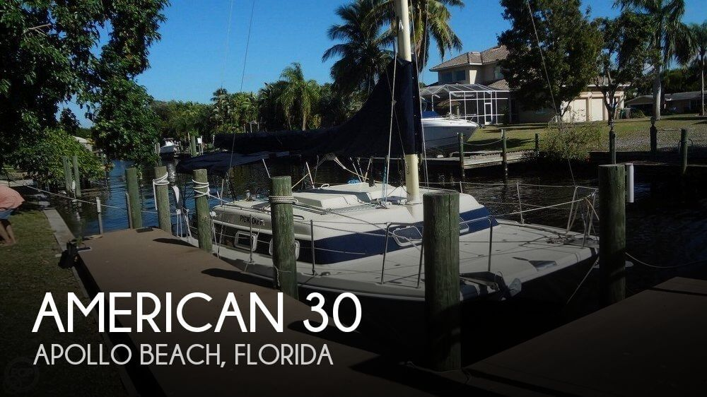 Used AMERICAN Boats For Sale by owner | 1992 American 30