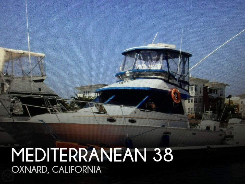 Used Fishing boats For Sale in Oxnard, California by owner | 1989 Mediterranean 44