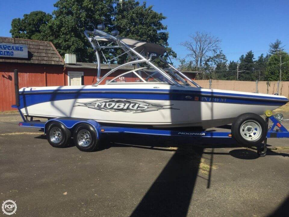 2006 MOOMBA 21 for sale