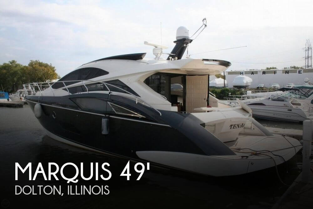 Used Motoryachts For Sale by owner | 2009 Marquis 49