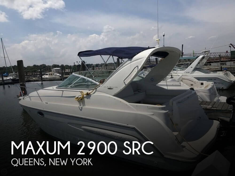 Used Maxum Boats For Sale in New York by owner | 2001 Maxum 30