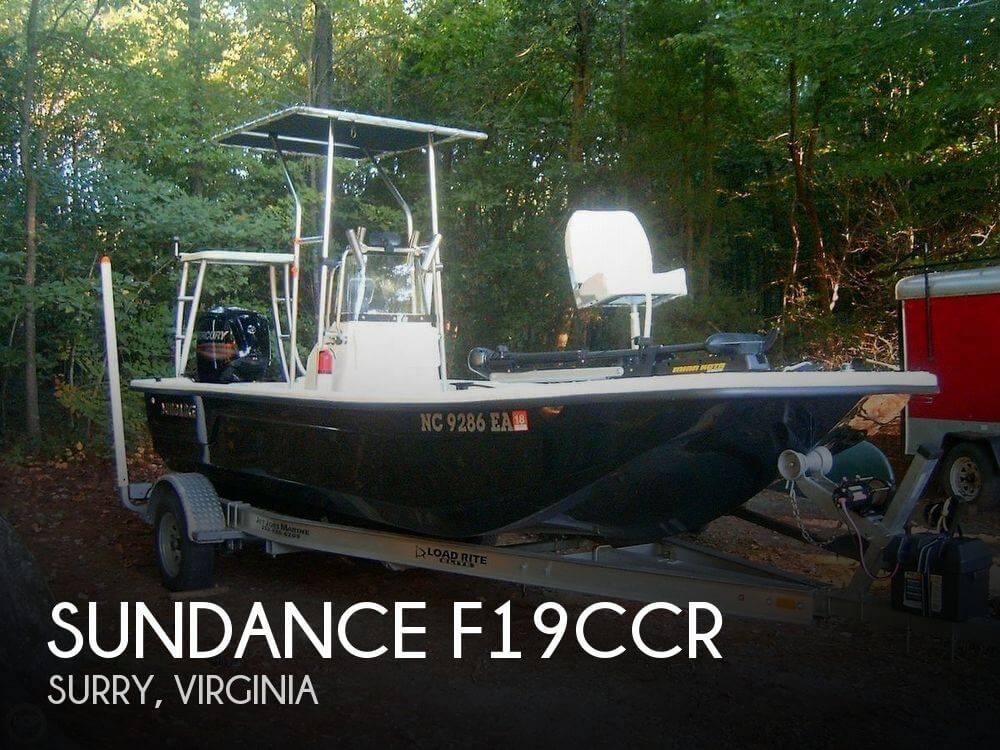 Used Sundance  Boats For Sale by owner | 2014 Sundance 19