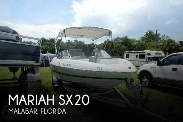 Used Mariah 20 Boats For Sale by owner | 2006 Mariah 20