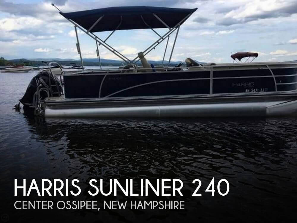 Used Harris Boats For Sale by owner | 2013 Harris 25