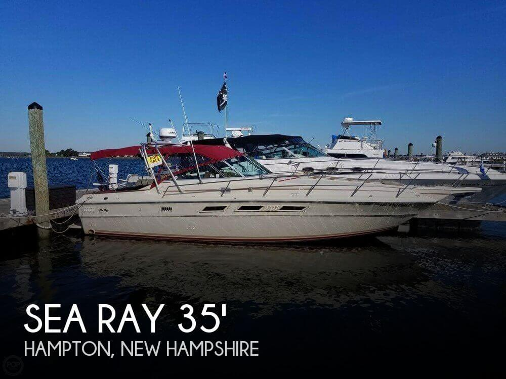 Used Sea Ray 35 Boats For Sale by owner | 1981 Sea Ray 35