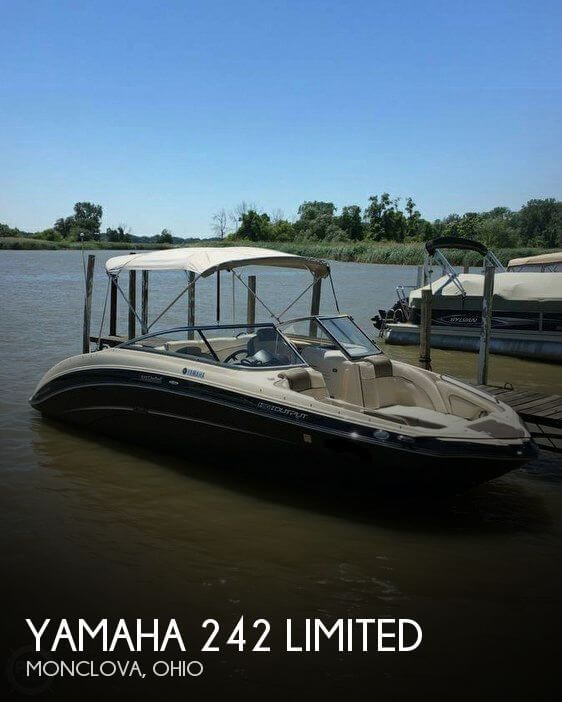 Used Yamaha Power boats For Sale by owner | 2014 Yamaha 24