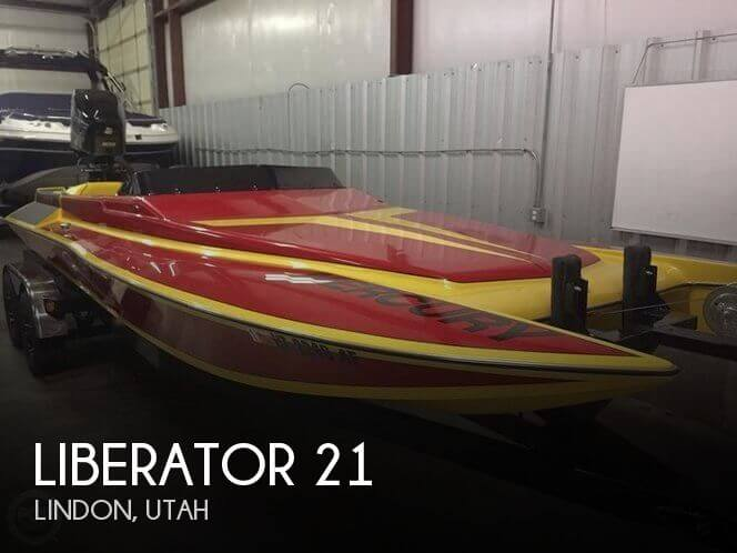 Used Liberator Boats For Sale by owner | 1989 Liberator 21