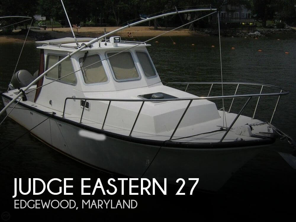 2001 Judge Eastern 27