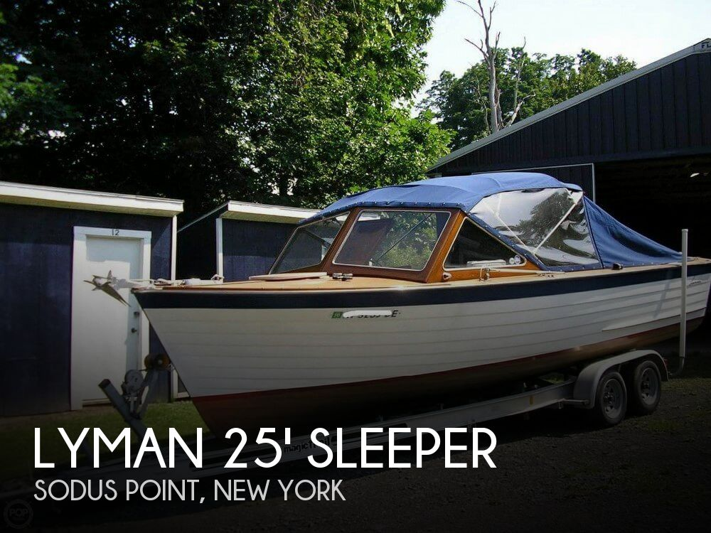 Used Lyman Boats For Sale by owner | 1966 Lyman 24