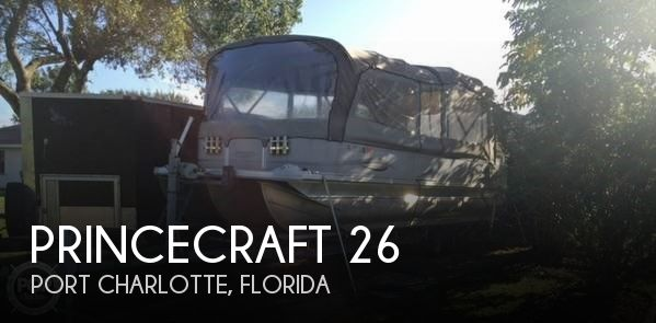 Used Princecraft Boats For Sale by owner | 2007 Princecraft 26