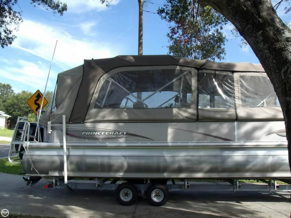 2007 Princecraft boat for sale, model of the boat is Versailles 26 & Image # 4 of 41