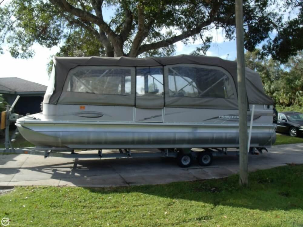 2007 Princecraft boat for sale, model of the boat is Versailles 26 & Image # 12 of 41