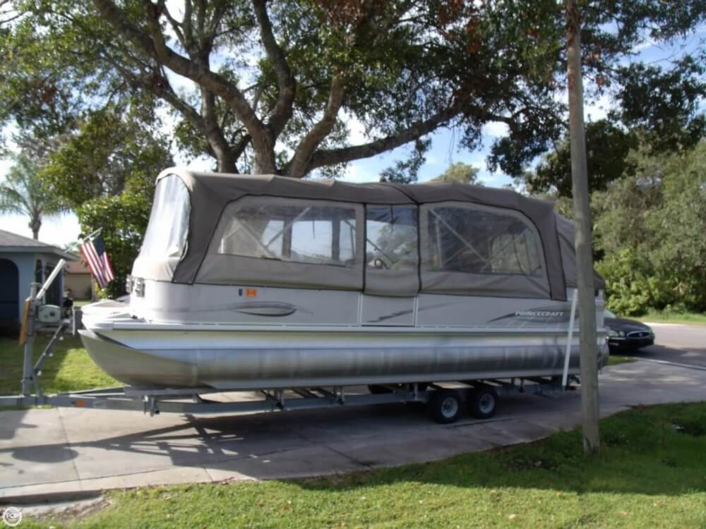 2007 Princecraft boat for sale, model of the boat is Versailles 26 & Image # 14 of 41