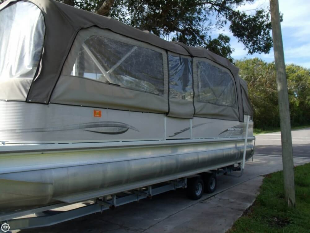 2007 Princecraft boat for sale, model of the boat is Versailles 26 & Image # 16 of 41