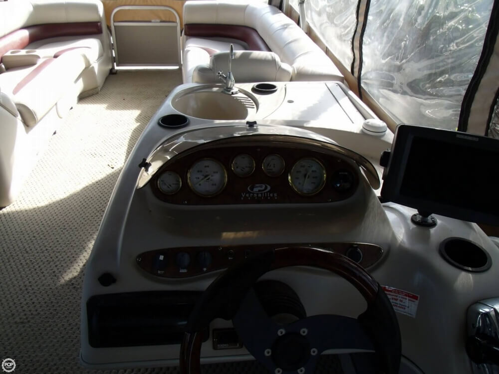 2007 Princecraft boat for sale, model of the boat is Versailles 26 & Image # 23 of 41