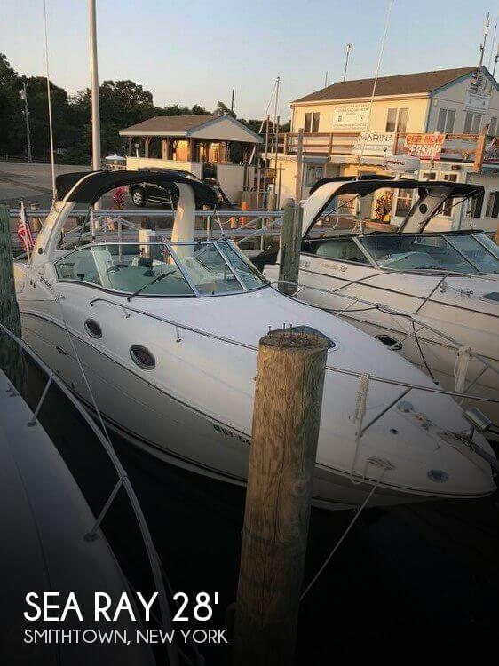 Used Sea Ray 28 Boats For Sale by owner | 2007 Sea Ray 28