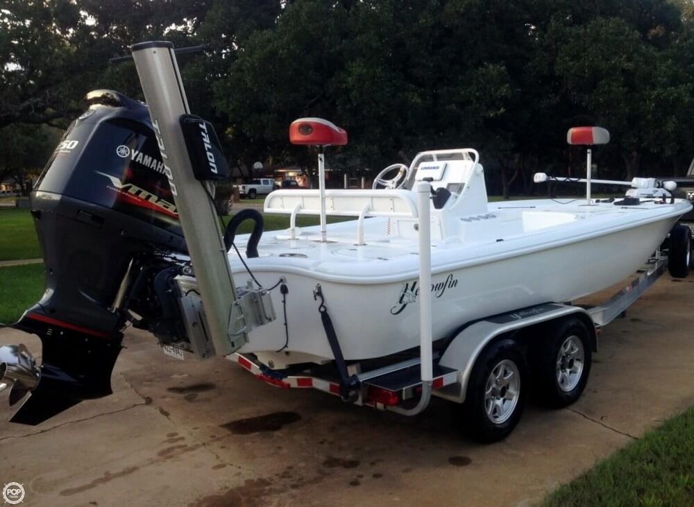 Sold Yellowfin 21 Hybrid Boat In Brady Tx 138466
