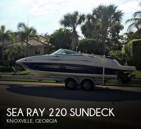 Used Boats For Sale in Macon, Georgia by owner | 2007 Sea Ray 23