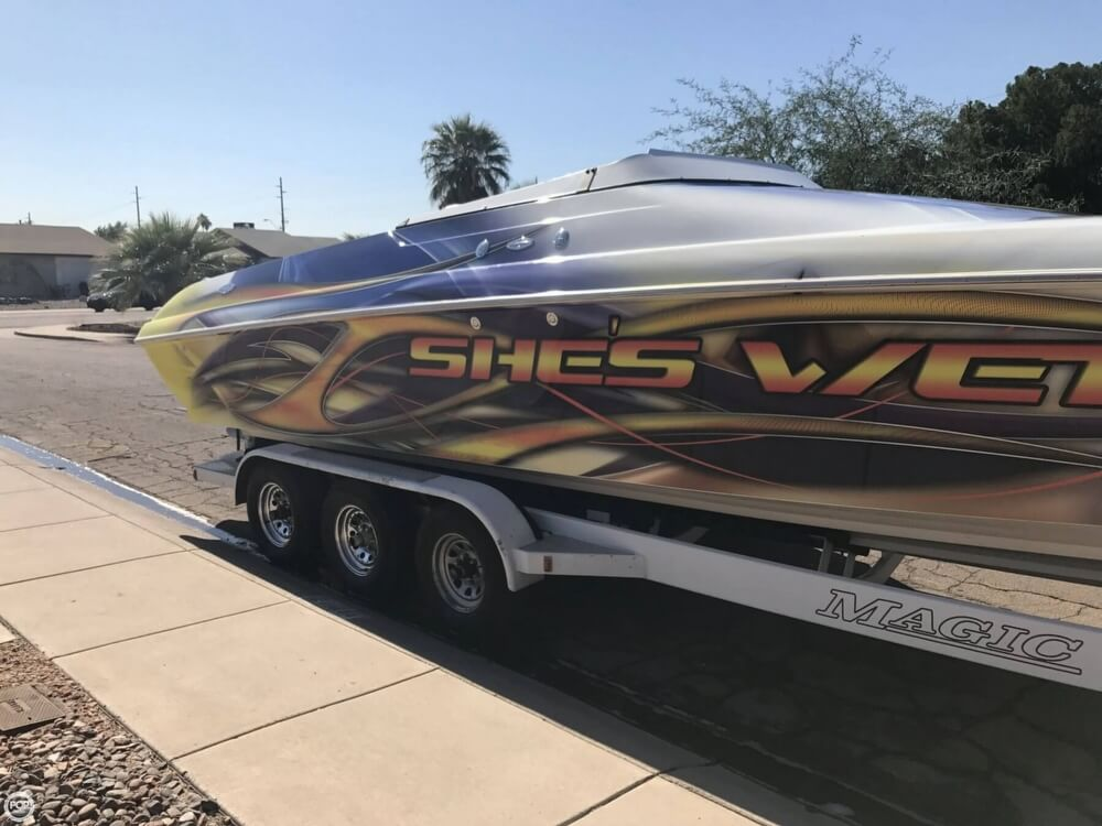 1999 Magic boat for sale, model of the boat is Sorcerer 34 & Image # 17 of 40