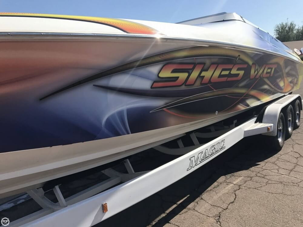 1999 Magic boat for sale, model of the boat is Sorcerer 34 & Image # 27 of 40