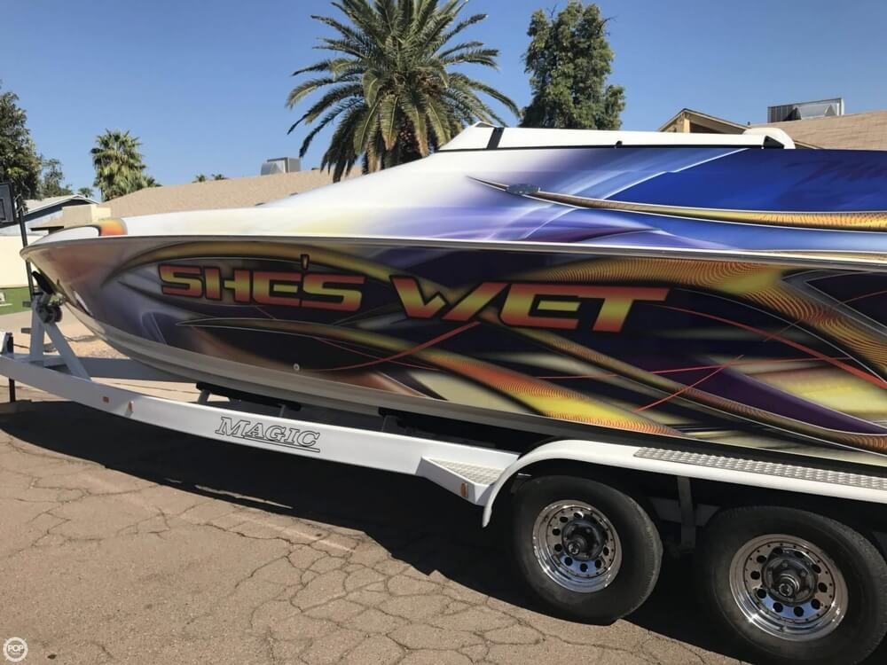 1999 Magic boat for sale, model of the boat is Sorcerer 34 & Image # 34 of 40