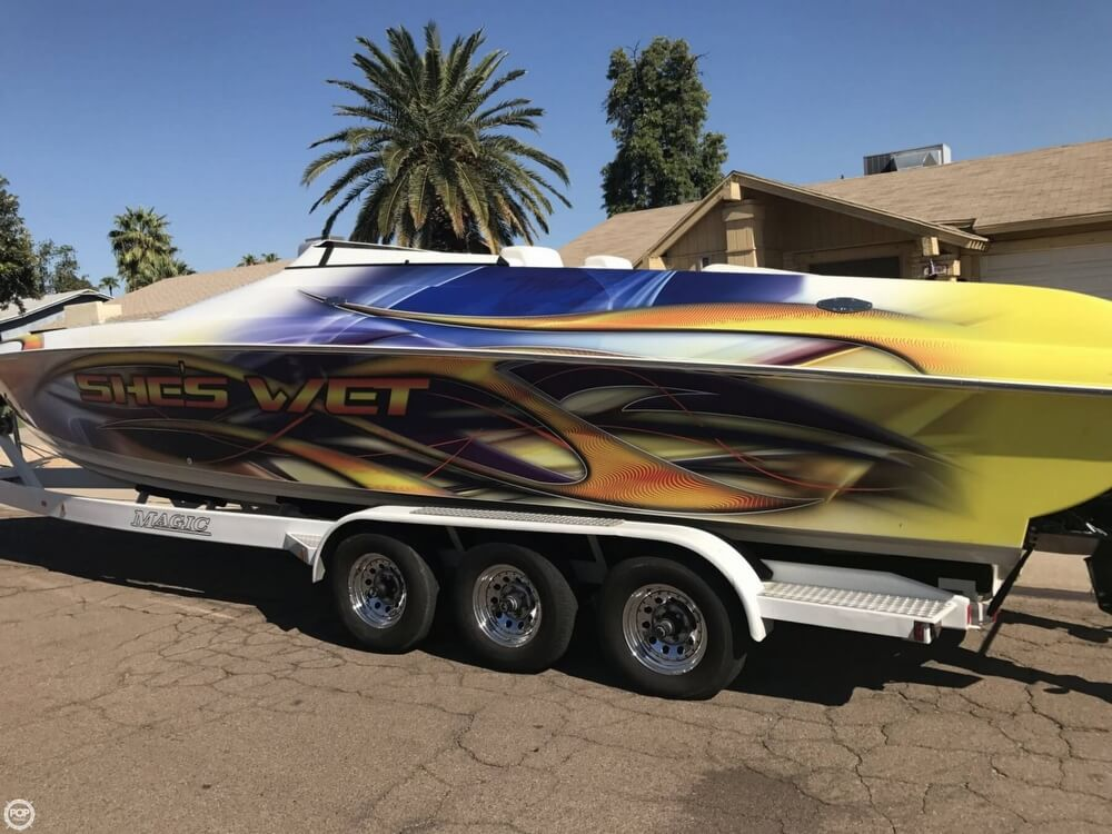 1999 Magic boat for sale, model of the boat is Sorcerer 34 & Image # 36 of 40