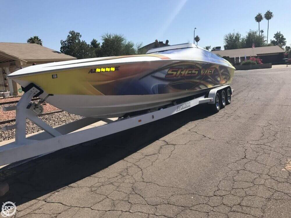 1999 Magic boat for sale, model of the boat is Sorcerer 34 & Image # 5 of 40