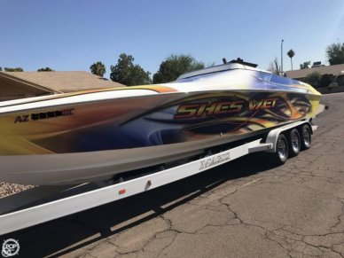 1999 Magic Sorcerer 34 W/trailer