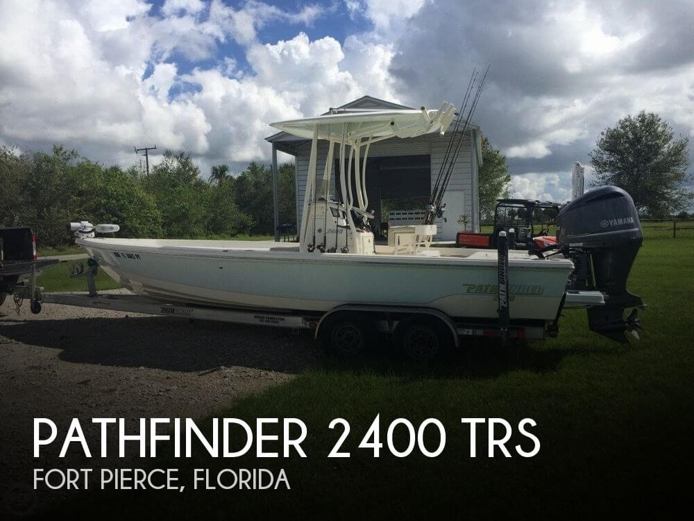 Used Pathfinder Boats For Sale by owner | 2015 Pathfinder 23