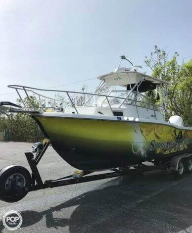 Sea Pro 25, 25', for sale - $23,500