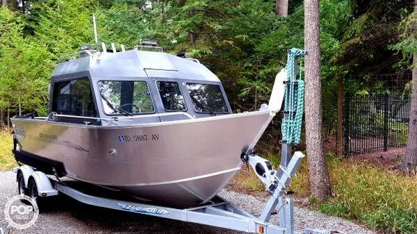 2011 SEA RAIDER 22 for sale
